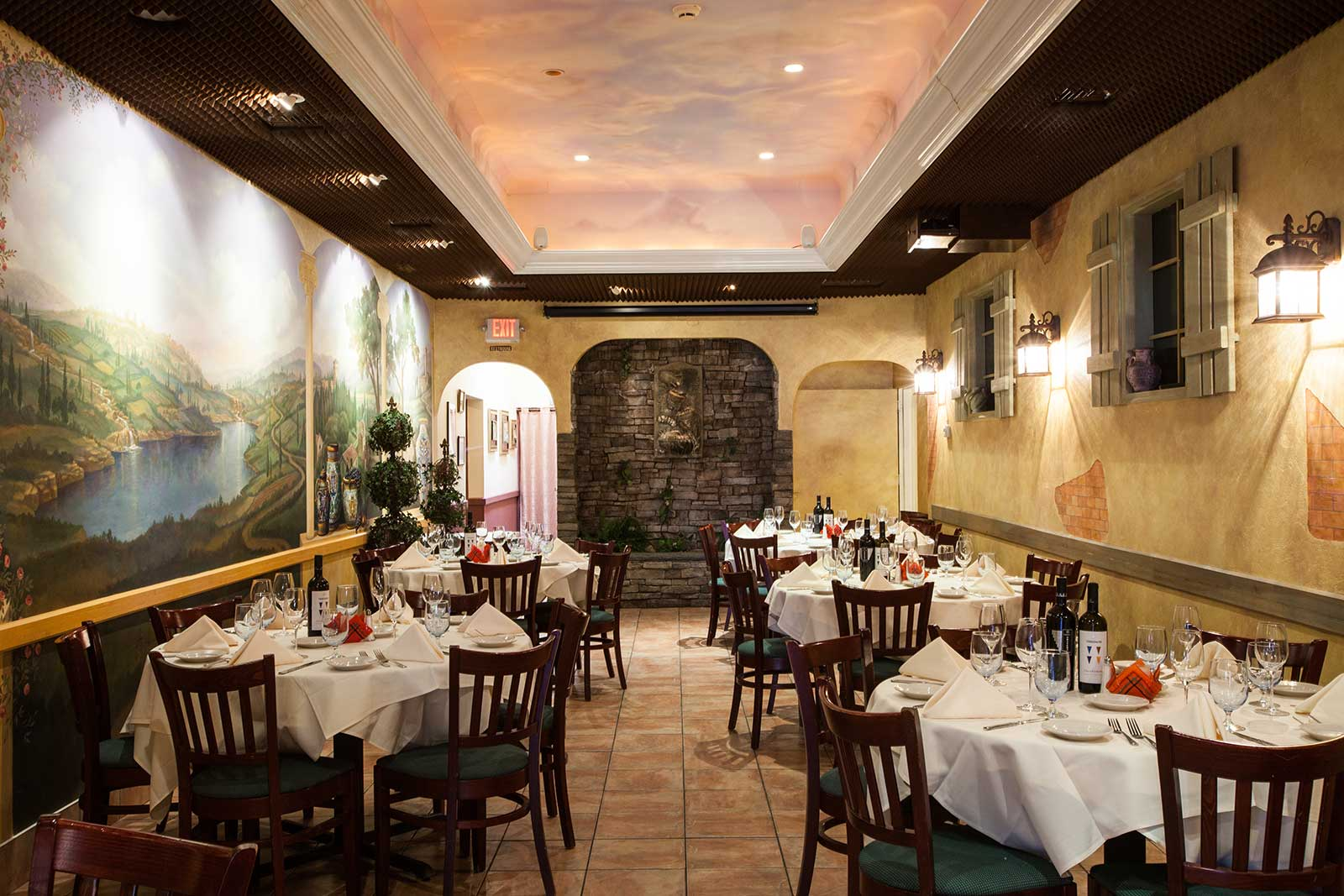 Restaurants With Party Rooms In Rockland County Ny